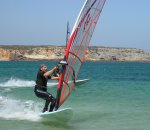 Windsurfing Sagres Portugal
